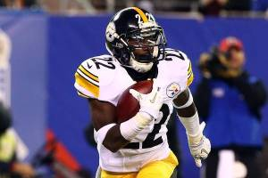 Chris  Rainey released from the Pittsburgh Steelers Knuckle Dragger magazine
