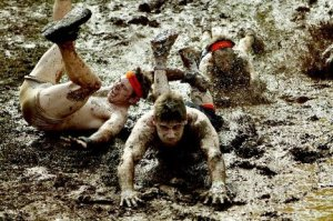 Tough Mudder Knuckle dragger magazine