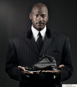 michael jordan knuckle dragger magazine