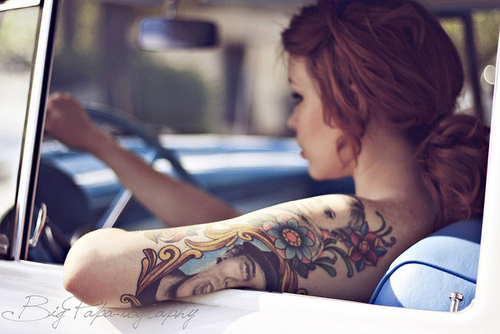 Girls With Tattoos Photography