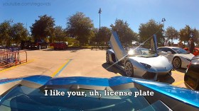 lamborghini harassment